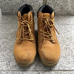 G21 Lace Up Tucker Hiking Boots